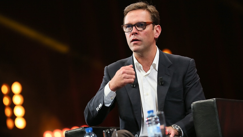 James Murdoch blasts US media for 'spreading lies' that contributed to Capitol riots