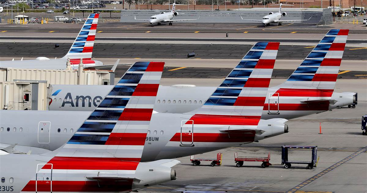 Pro-Trump mob temporarily bans alcohol on American Airlines flights following Hurricane Capital