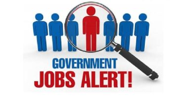 Free Government Job Alerts Just At Your Tip!