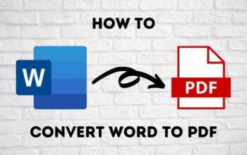 Convert Your Word Documents to PDF in 4 Easy Steps